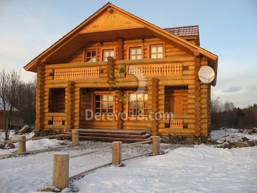 Строительство и отделка загородных домов и коттеджей в